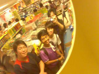 Ervin, zul, me and ivan =)